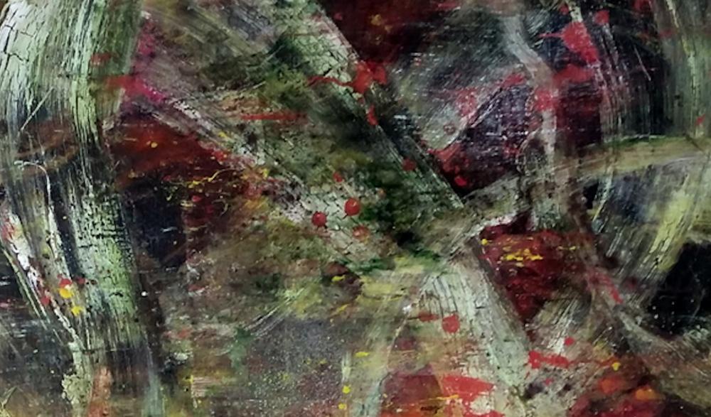 Jean-Luc Fau, peintures