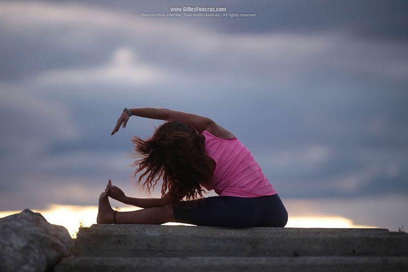Yoga, marche et créativité