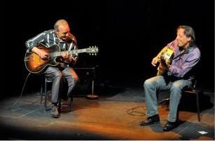 Duo Jazz guitare