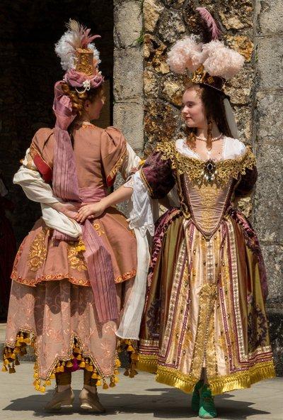 Stage de danse baroque