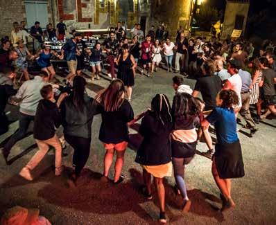 Stage de danse traditionnelle