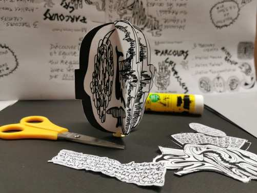 Les parcours créatifs