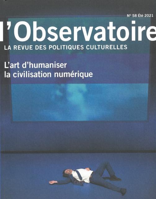 Observatoire des politiques culturelles 58
