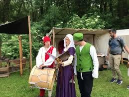 Stage théâtral médiéval